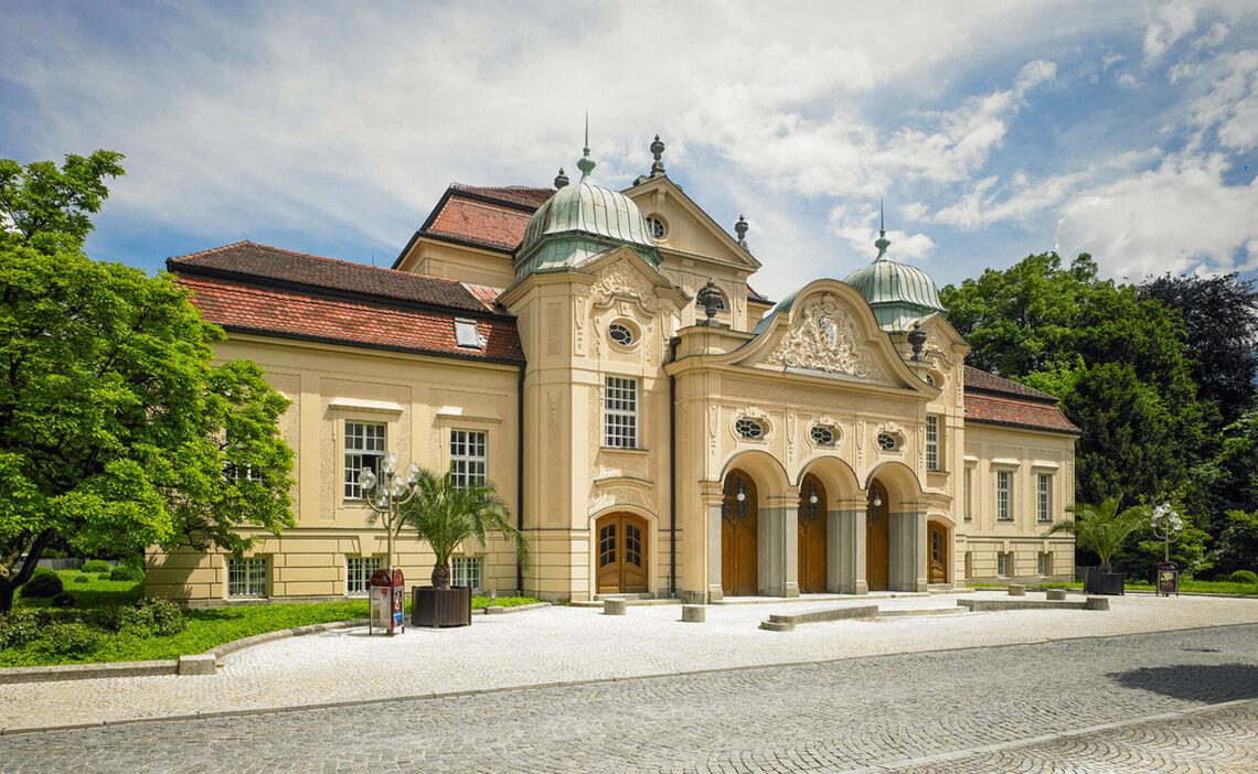 Koenigliches Kurhaus Bad Reichenhall