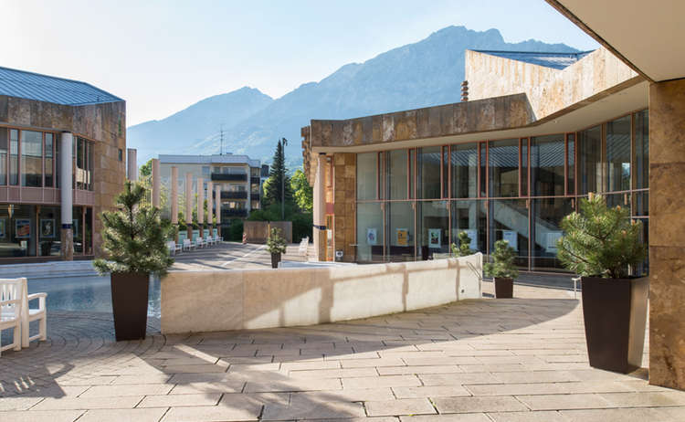 Kurgastzentrum Bad Reichenhall