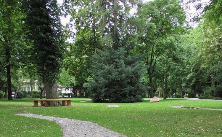 Ortenaupark Bad Reichenhall