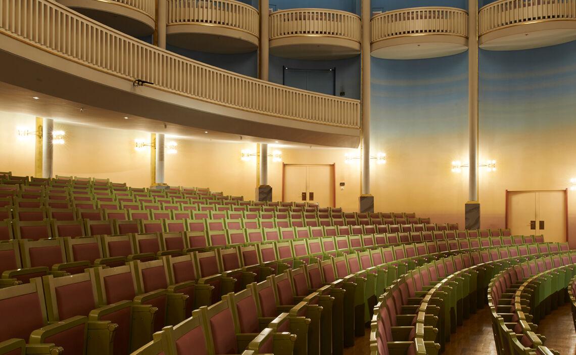 Theater im Kurgastzentrum